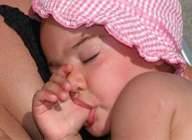 I comportamenti di un neonato articoli di VocidiBimbi.it
